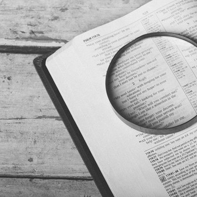 Going Deeper into the Psalms