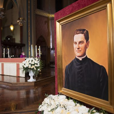 Blessed Michael McGivney, the Knights of Columbus and Rippling Effects