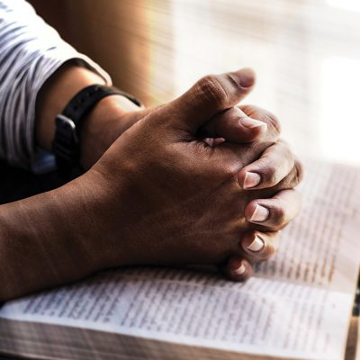 'The Lord Broke into My Life Today'